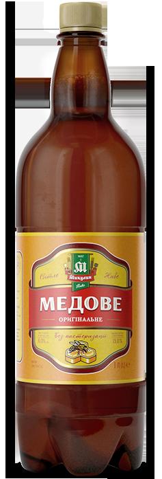 Микулин Медове 1л