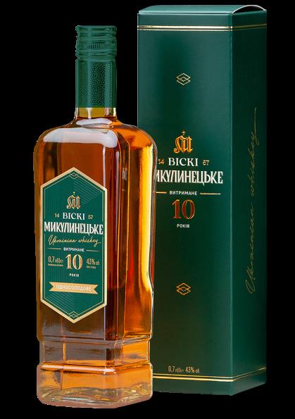 Whisky jednosołodowe