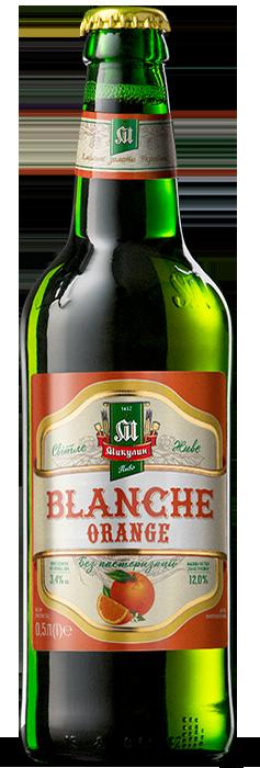 Blanche Orange
